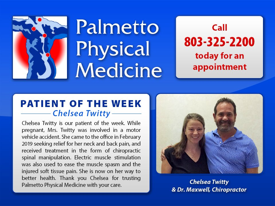 Patient of the Week